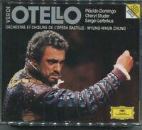 2CD Verdi Otello Domingo Studer Chung (DGG)