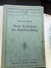 Antiquarische Bücher mit Philosophie-Thema und Studium- & Wissens-Genre als Erstausgabe