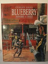 BD Blueberry - Tonnerre à L'Ouest