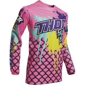 Women's Cycling Jersey Motocross/MX/ATV/BMX/MTB Dirt Bike Riding Shirt Tops