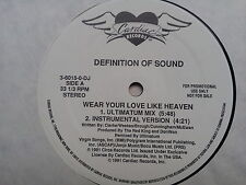 Definition of Sound - Wear your Love Like Heaven