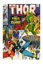 "Thor #175 (Apr 1970, Marvel)""The Fall of Asgard!"" CGC 9.2"