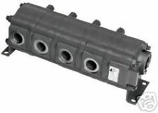 Delta Power Hydraulic Gear Flow Divider HPR23-59 42gpm 3000psi 4 way Even Split
