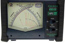 DAIWA CN-801HP3 1.8-200 MHZ  CROSS-NEEDLE SWR/POWER METER 3KW 3YR RW WARRANTY FS