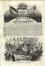 1855 el gobierno barriles de rifle Disfraz Rodante sitios Carter