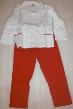NEW Babidu Toddler Boys 2 Piece Pajamas Set Size 3 Years (3T) NIP