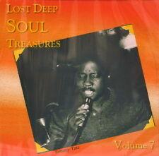 LOST DEEP SOUL TREASURES - Volume #7 - 20 VA Tracks