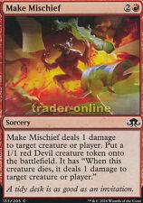 4x Make Mischief (Unheil stiften) Eldritch Moon Magic