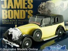 ROLLS ROYCE PHANTOM III MODEL CAR JAMES BOND 1:36 SCALE GOLDFINGER CORGI 3 K8