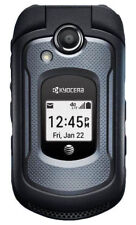 Kyocera DuraXE E4710 Black unlocked At&t Rugged Flip Phone GSM new other