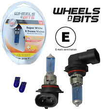 HB4 12V 55Watt +50% =100W Xenon Gas HID Halogen Bulb Hi or Low Beam Main Dip SW
