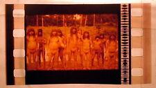 Umberto Lenzi CANNIBAL FEROX original vintage Trailer Film Cell 1981