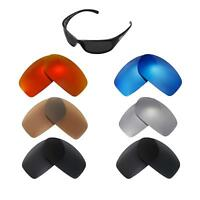 Walleva Replacement Lenses for Bolle Recoil Sunglasses-Multiple Options