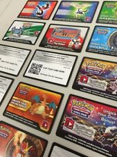 1 Random Pokemon PTCGO Online Card Code. Booster And Promo/Box Codes! SENT FAST!