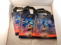 "2015 MICKEY'S NOT SO HALLOWEEN PARTY TRICK OR TREAT BAGS ""USED"" SET OF 3"