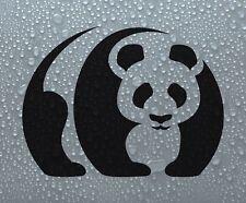VINILE Panda Adesivo Decalcomania # 2 AUTO BICI finestra grafica-dec1062