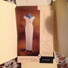 Princess Diana Dresses For Humanity Dress Cards Pack Rare Exhibition Set