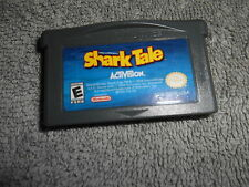 Shark Tale ~ Nintendo Game Boy Advance Gba Game - Game Only