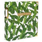 "American Crafts 8.5""x11"" Heidi Swapp Leaves Scrapbook Album Storyline Collection"