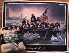 I Love Boston Sports Crossing The Charles Throw Blanket 48 x 60 - FREE SHIP!