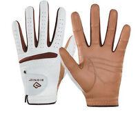 Bionic Golf Glove RelaxGrip Women Tan Fits The Left Hand New Fast,Free Shipping