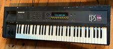 ENSONIQ EPS 16 PLUS Synthesizer Workstation mit SOFTWARE + HARTKOFFER