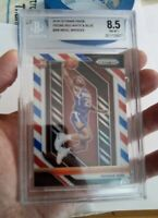 Mikal Bridges Beckett Graded Red White Blue Rookie Prizm 2018-19 RC Phoenix Suns