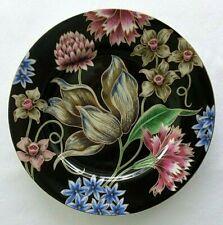 Fitz and Floyd Fleurage, Fine Porcelain Decorative Plate