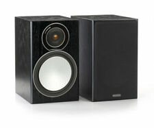 Monitor Audio Silver 2 Black Oak Bookshelf Speakers (pair)