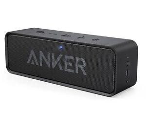 Anker SoundCore Portable Bluetooth Speaker 24 hour playtime 6w speaker - Black