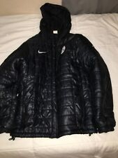 Nike Juventus FC All Weather Parka Style Jacket Mens Small