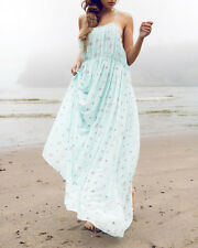 Wildfox Couture Seashell Flower Dress In Pale Blue Size S Retail $178