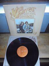 """John Denver """"Back Home Again"""" LP RCA ITA 1975 - GATEFOLD - INNER"""