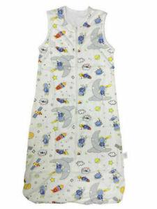 Nabance Winter Baby Sleeping Bag Kids 3 - 36 Months Cotton Sleeping Sack Sleep