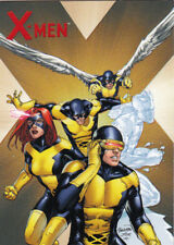 X-MEN ARCHIVES RITTENHOUSE 2009 READY FOR ACTION CARD CA7 FIRST CLASS #15