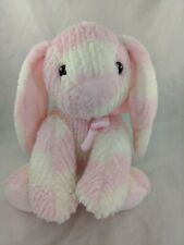 Pink Cream Rabbit Plush Bunny 10