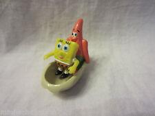 Spongebob Schwammkopf - SpongeBob im Boot mit Patrick - Ü-Ei Figur 2004