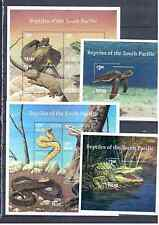 PALAU REPTILES OF THE SOUTH PACIFIC   MNH