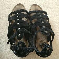 Edc suede gladiator sandal 37