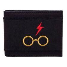 Porte-badges et porte-documents noirs en polyester pour homme