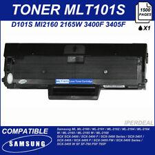 1/2/4 Toner x Samsung MLT-D101S ML2165 SCX3405 ML2160 ML2161 ML-2168 D101 SF760