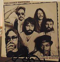 "The Doobie Brothers – ""Minute By Minute"" - Orig 1978 Classic Rock Vinyl LP - EX"