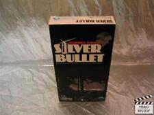 Silver Bullet (VHS, 1991) Gary Busey Everett McGill Corey Haim; Very Good