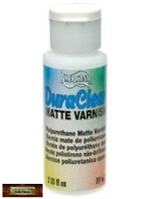 M01378 MOREZMORE DecoArt DuraClear Varnish Finish MATTE 2 oz