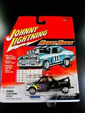 2003 Johnny Lightning Rebel Rods Tow-Nado 2000 Ford F-550 Tow Truck Black