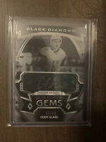 2019-20 Upper Deck Black Diamond Cody Glass Rookie Gems Auto 06/99