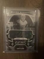 2019-20 Upper Deck Black Diamond Cody Glass Rookie Gems Auto 06/99