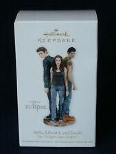 Hallmark Keepsake Ornament- Twilight Eclipse - Bella, Edward, and Jacob Figurine