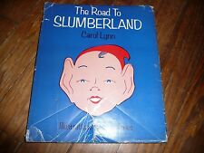 VTG 1965 ROAD TO SLUMBERLAND Carol Lynn Stated 1st Edition illustrated Jones