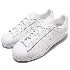 NIB Adidas Originals Superstar W Women's Shoes White S76148 size 8.5